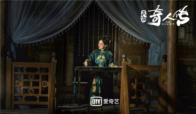 """陈凯歌助力《平易近初怪杰传》 欧豪演绎""""返国小儿百姓"""""""