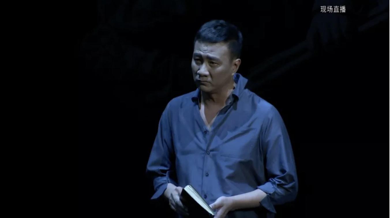 欧博allbet:一场没有台下观众的直播 告诉你演员是怎样炼成的 第2张