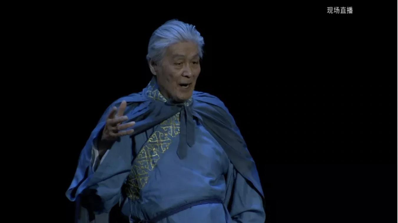 欧博allbet:一场没有台下观众的直播 告诉你演员是怎样炼成的 第12张