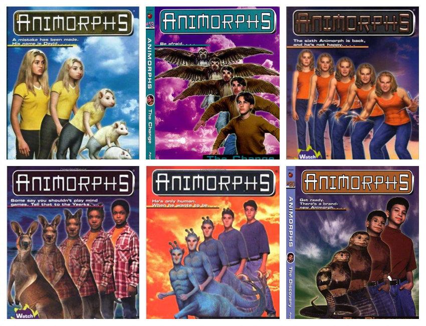 卡利开户:童年经典!畅销书《动物变形人》将打造真人影戏