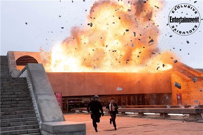 诺兰再爆料:《信条》将打造史上最年夜户外背景