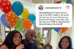 瓦妮莎父親節曬科比和孩子們合照:我們永遠愛你