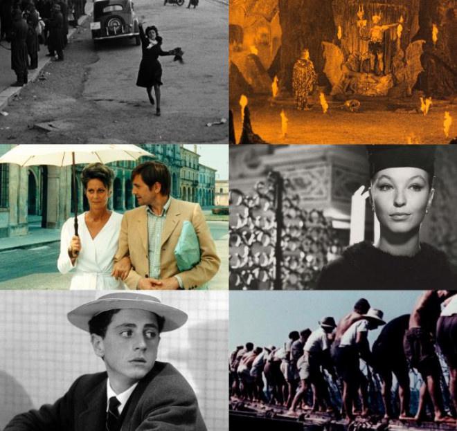 ug环球会员充值:第44届香港国际影戏节将放映六部意大利影戏