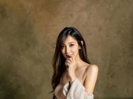 29歲陳凱琳曬性感孕照寫真慶生 四肢纖細雙腿修長