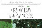 """""""甜茶""""《纽约的一个雨天》发布日本版海报"""