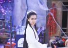 """楊穎""""小龍女""""造型曝光 一襲白衣凸顯古典美"""