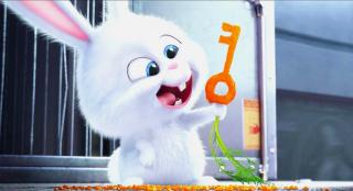 小白兔看着萌萌哒,但身份却不简单,一部喜剧动画电影
