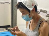 張藍心拍戲受傷頭部流血 經紀人回應:傷口3厘米