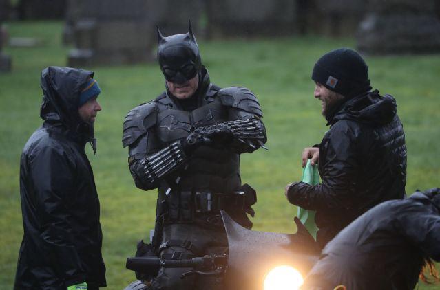 新《蝙蝠侠》拍照师透露细节 剧情聚焦少爷以及管家