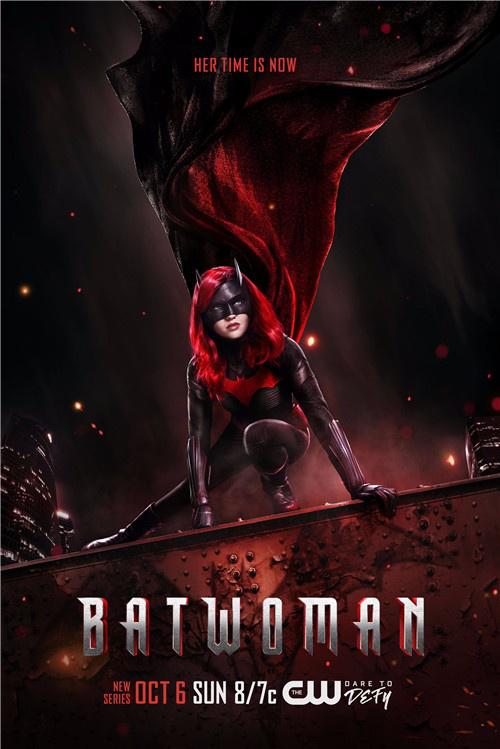 换角风浪后,DC《蝙蝠女侠》新任女主角换她演!