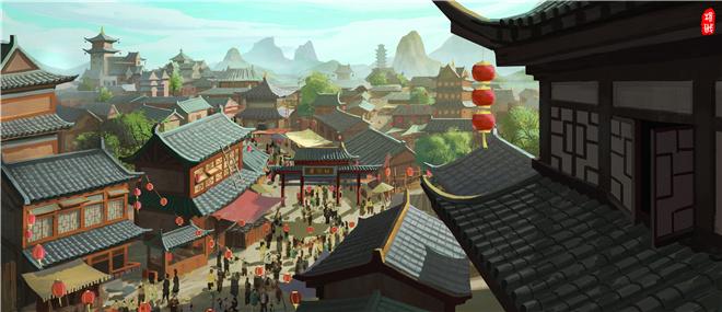 """反差萌!片子《杨戬》""""哮天犬""""Q版形象首暴光"""