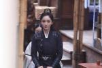 《斛珠夫人》路透 杨幂男装造型飒爽女装娇羞可爱