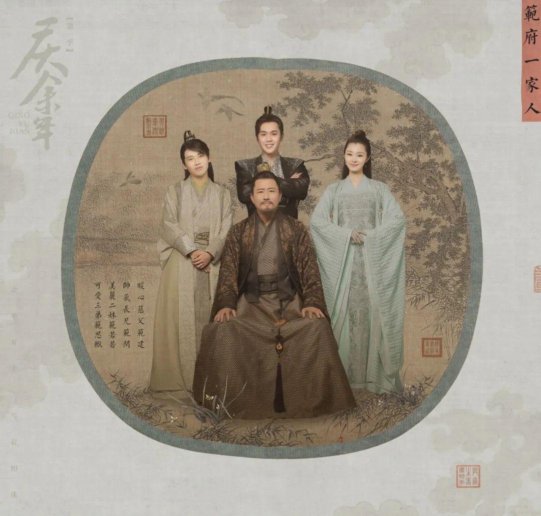 联博接口:黄晓明雷佳音张若昀钟汉良的新剧,团体开机! 第16张