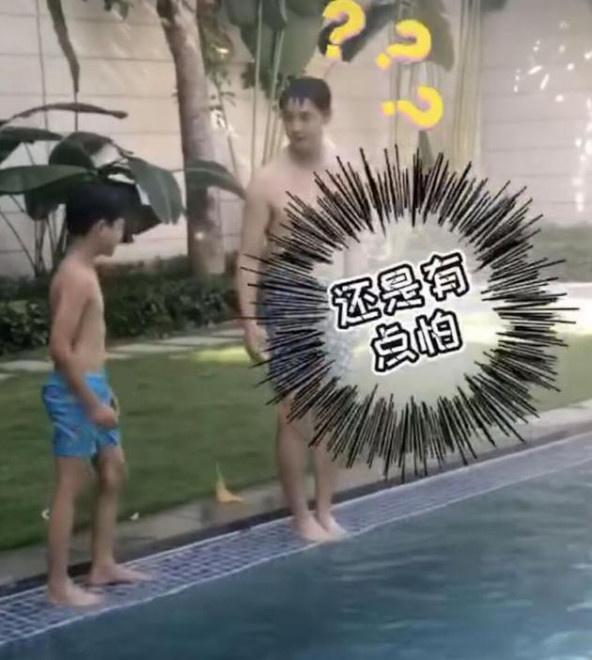allbet开户:子承父业有多灾?田亮教儿子跳水失败:我真的累了 第2张