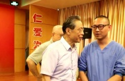 钟南山期许电影《中国医生》 用真正的人文精神打动全球观众