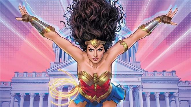 《神奇女侠2》推出出格版漫画 将于9月上架贩卖