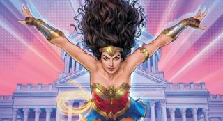 《神奇女侠2》推出特别版漫画 将于9月上架销售