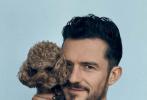 """7月16日,""""开花""""奥兰多·布鲁姆通过IG发布了一条寻狗启示,表示他的爱犬Mighty在加利福尼亚的蒙特西托走丢。"""
