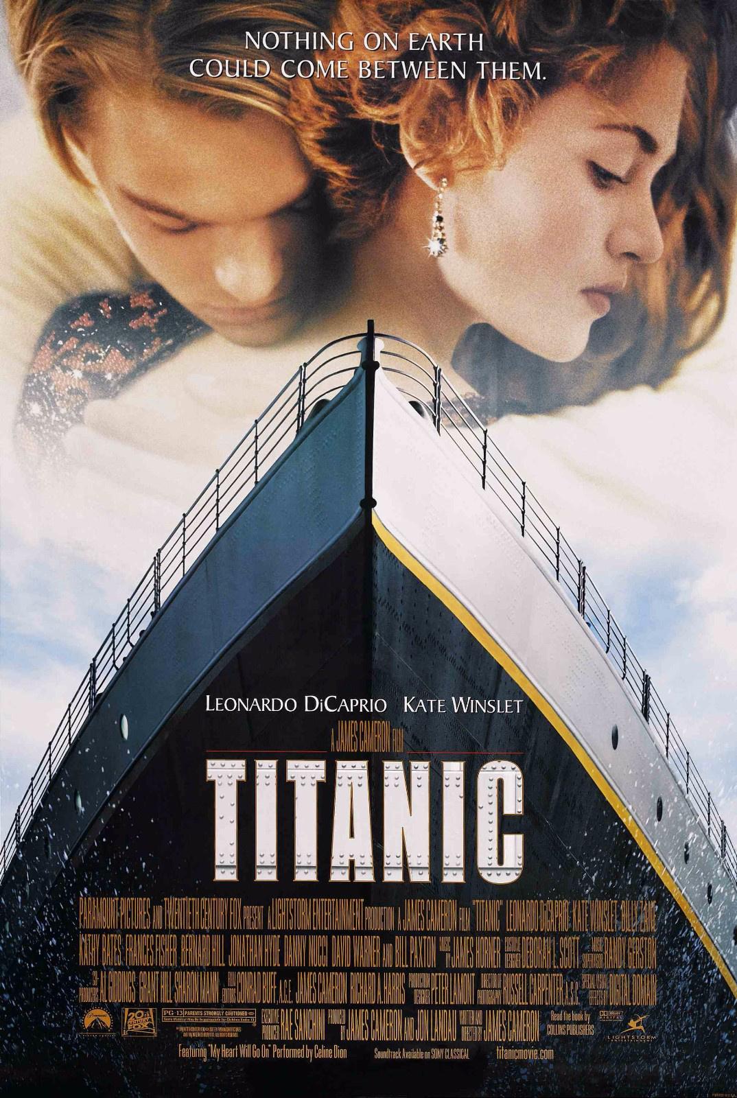 《泰坦尼克号》国内有望重映 具体日期尚未确定