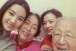 刘亦菲透露外婆不慎粉碎性骨折 发文感谢医生照顾