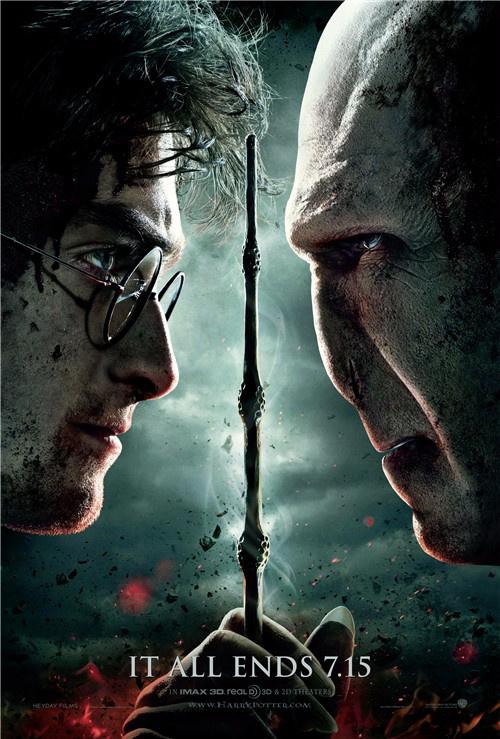 上影节IMAX展映单元宣布 《哈利·波特》系列重映