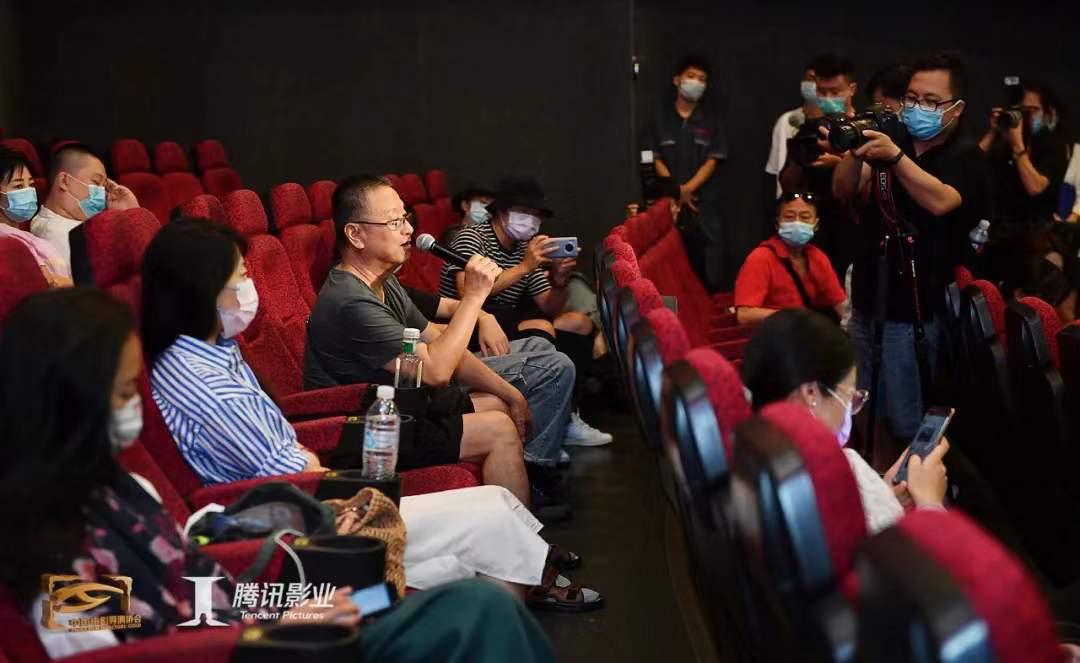 《第一次的离别》举办观影活动 累积票房破380万