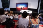 上海国际电影节开启露天展映 电影人分享观影感悟