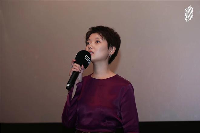 宁波余姚:《花这样红》亚洲首映获好评 池韵演技征服观众