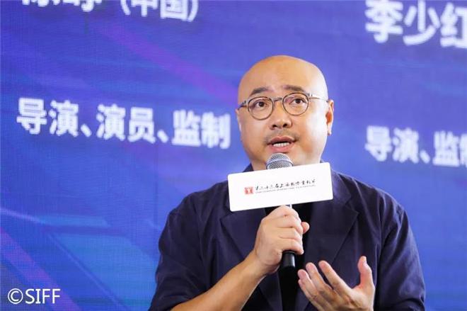 阳江军刀网:上影节青年影戏沙龙举行 黄渤徐峥宋佳交流心得 第2张