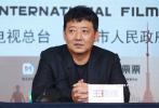 """7月29日,第二十三届上海国际电影节""""亚洲新人奖""""入选影片《落地生》举行发布会。导演敬然,主演尚语贤、王砚辉、林靖喆与观众分享了创作幕后。"""