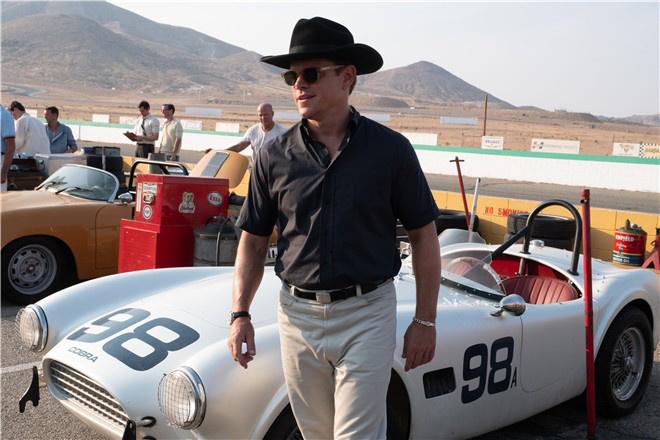 奥斯卡获奖片《极速车王》8.7上映 精彩看点揭秘