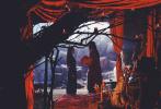 根据金庸小说改编的武侠电影《射雕英雄传之九阴白骨爪》日前正式杀青。杀青图中的灼灼桃花、白衣侠客营造出飘逸的武侠意境。该片将于2021年与观众见面,令人期待不已。