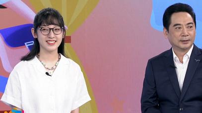 """女儿与刘劲现场温情""""互怼"""":历数偶像没老爸 之后想当练习生"""