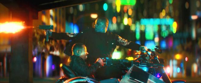 新《绝地战警》发布特辑 马丁·劳伦斯大秀中文