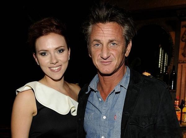 60岁好莱坞女神收割机西恩·潘再婚 娶28岁美娇妻