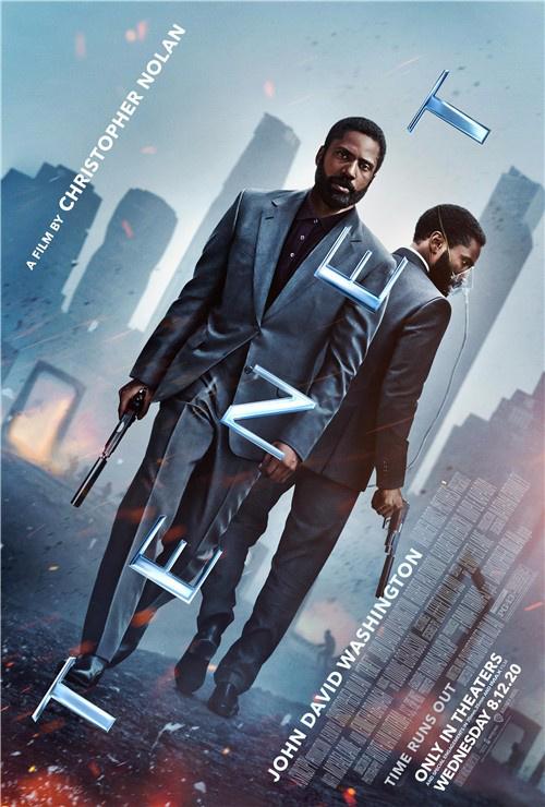 诺兰《信条》曝IMAX版预告 8.26起全球陆续上映