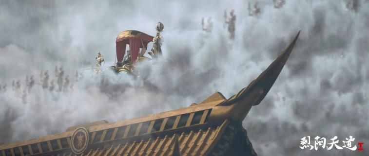 奇幻动漫电影《烈阳天道Ⅰ》上线 孙悟空被重构