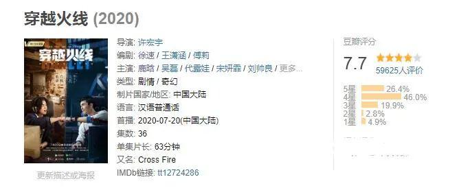 皇冠体育app:《穿越前线》推翻自我 步入而立的鹿晗正重新出发 第3张