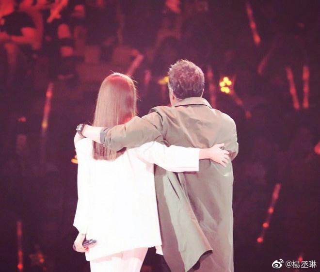 杨丞琳发文为潘玮柏庆生 感慨彼此进入人生新阶段