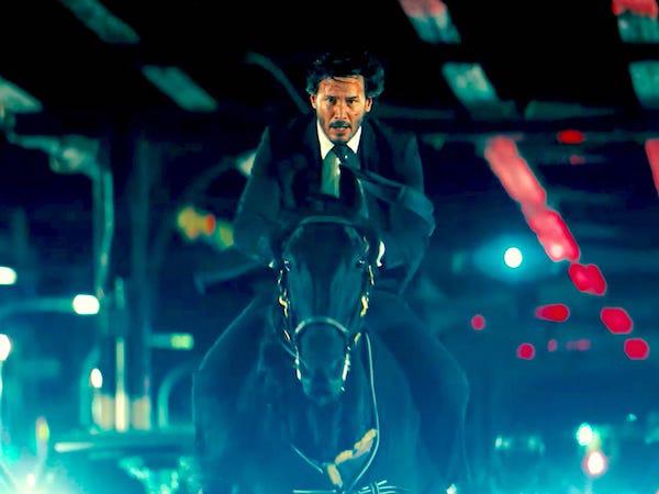 狮门为《疾速追杀5》开绿灯 与《疾速4》同步摄制