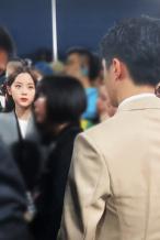 """爷青回!刘昊然欧阳娜娜邻座看秀 """"北爱""""CP同框"""