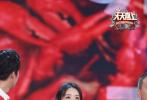 """8月9日播出的《天天向上》迎来12周年庆典。赵丽颖作为《中餐厅4》嘉宾来到王一博的主场《天天向上》。现代版""""周翡谢允""""再度同框,""""王炸姐弟""""首次综艺合体为节目庆生。"""