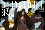 8月7日,《时装L'Officiel》9月刊封发布,解锁封面人物Angelababy绝美大片。Baby将长裙的曼妙妩媚,套装的利落干练演绎得恰到好处。在破碎玻璃的影像拼凑下,展现强大的镜头语言,呈现不同角度的美。这也是Baby第8次登上五大二小的金九封面!