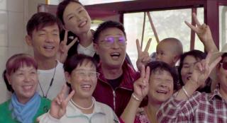 《温暖有光放映队》:以电影之光讲述百姓小康生活新故事