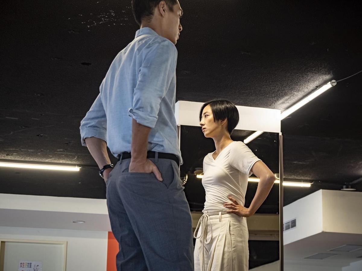 桂纶镁杨祐宁《腿》曝剧照 《阳光普照》编剧执导