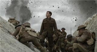 《1917》曝分镜片段 坠机名场面展现战争窒息感