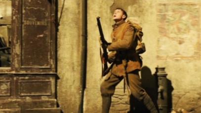 《1917》最美夜景戏中 运用了哪些精妙的光影构思?
