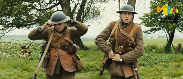 【今日影评】备受好评也饱受非议 《1917》一镜到底 炫技还是身临其境?