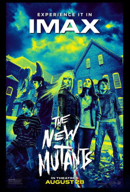 《新变种人》曝IMAX版海报 上映时间定于8月28日
