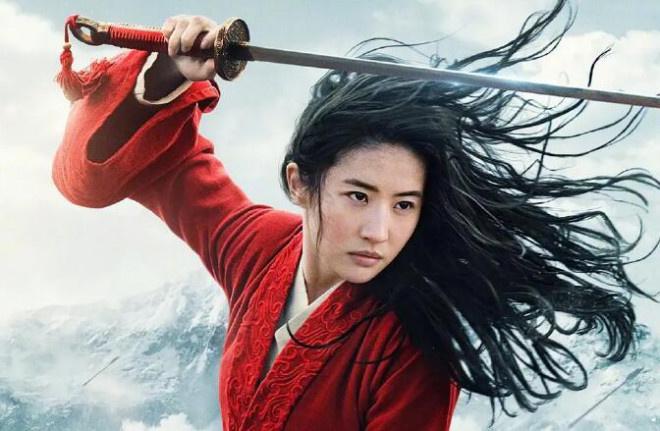 刘亦菲版《花木兰》发新预告 将于流媒体平台放映